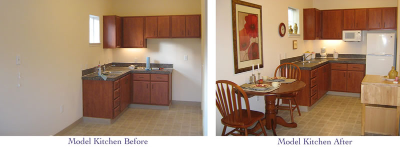 Home staging for sale portland model home staging for Staging your house for sale